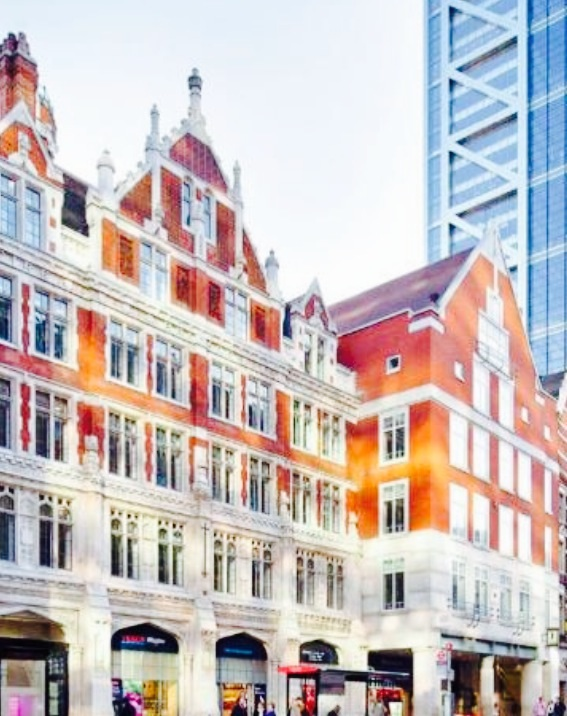Henderson sells Bishopsgate property to UBS Global Real Estate