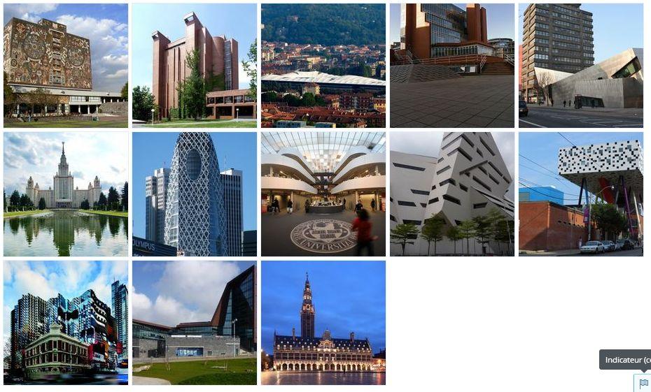 L'excellence de l'architecture : Voilà les universités les plus spectaculaires du monde