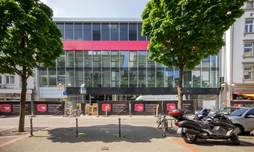 Swiss Life Asset Managers rachète l'immeuble commercial sis Berger Straße 147 à Francfort-Bornheim