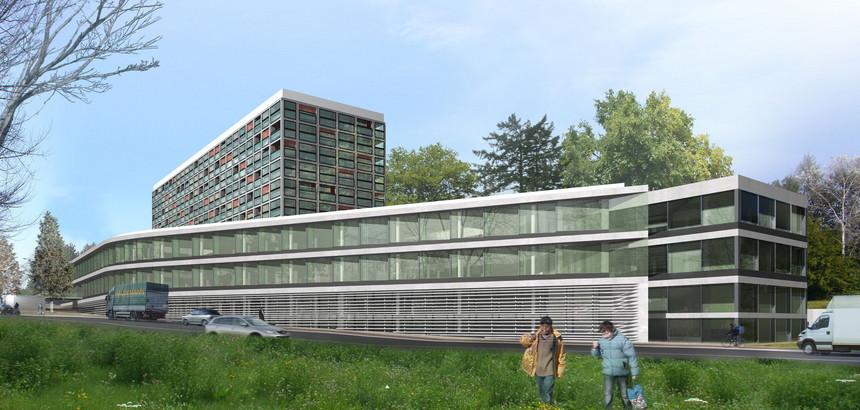 Allianz Suisse investit dans le site de Genève
