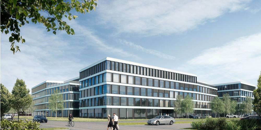Nouveau projet Alfred Muller AG à Cham (ZG)