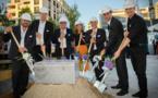 Grundstein für Überbauung auf dem ehemaligen Labitzke-Areal in Zürich gelegt