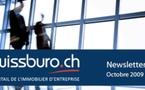 SWISSBURO.CH, le portail de l'immobilier d'entreprise - NEWSLETTER # 1