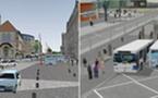 Un nouveau visage pour des hauts lieux du centre ville lausannois