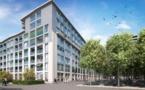 Nouveau quartier a Winterthur
