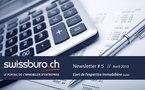 La Newsletter de swissburo.ch
