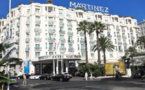 Hyatt Hotels rouvre l'emblématique Hôtel Martinez à Cannes