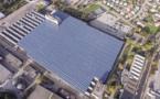 Grösste Photovoltaikanlage der Schweiz in Zuchwil (SO) ans Netz gegangen