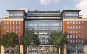 Blackstone vend à Londres