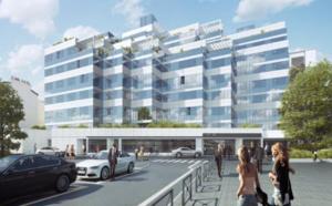BNP Paribas REIM invests in the Paris office building
