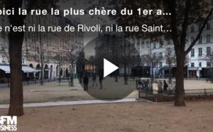 Immobilier à Paris: voici la rue la plus chère du 1er arrondissement