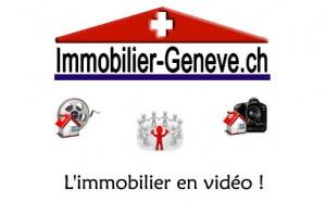 L'immobilier genevois en vidéo et en photo !
