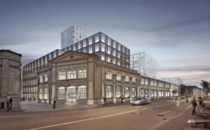 Implenia accueillera SWICA comme locataire clé au sein de la Lokstadt – L'organisation de santé emménagera dans la maison «Elefant» | Tous les appartements en PPE de la maison «Krokodil» ont été vendus
