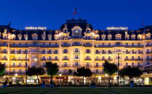 Credit Suisse Real Estate Fund Hospitality cède l'hôtel Fairmont Le Montreux Palace à Montreux