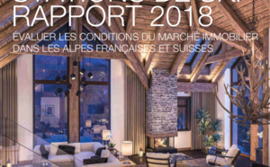Villars et Verbier dominent le classement de l'indice sur l'immobilier alpin