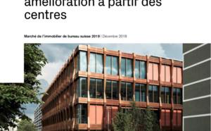 Le marché suisse de l'immobilier de bureau sur la voie de la reprise
