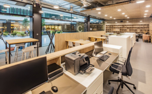 Zurich: Spaces ouvre un Coworking à Ambassador House