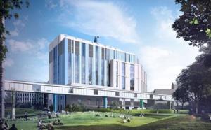 VINCI commence les travaux du nouvel hôpital de Birmingham