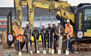 Coup d'envoi solennel de la construction du nouvel Hôtel de Ville de Bülach