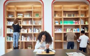 Une bibliothèque immobilière a ouvert ses portes à Genève