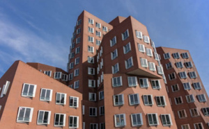 ACRON acquires Red Gehry office building in Düsseldorf's Media Harbour