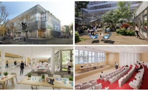 Amundi Immobilier et Crédit Agricole Assurances annoncent l'acquisition de l'Académie à Montrouge (92)