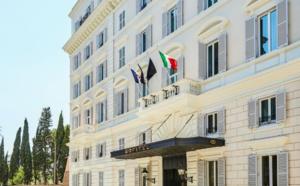 Le Sofitel rouvre son hôtel Rome Villa Borghese