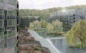 Architekturwettbewerb für Wohnüberbauung Guggach in Zürich