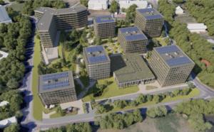 Green Village est le premier projet immobilier genevois à obtenir le label «One Planet Living»