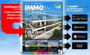 ImmoMagazine à peine lancé et déja un succès !