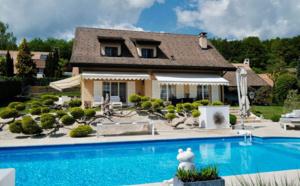 Villa à vendre - 1272 Genolier CHF 2'380'000.- CHF 14'000 / m²