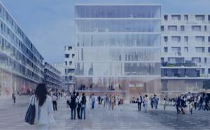 Projet Cour de Gare à Sion