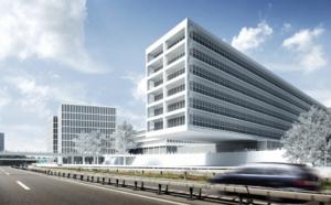 """""""First District"""" eine neue Global Business Area entsteht rund um den Flughafen Zürich"""