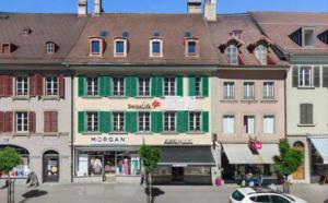 Immeuble à usage mixte à vendre - 1630 Bulle, CHF 5'600'000.-