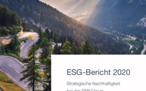 Publication «Rapport ESG 2020»