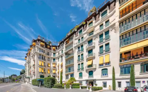 Appartement à vendre - 1820 Veytaux CHF 1'660'000.- CHF 12'296 / m²