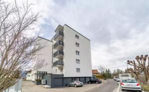 Immeuble à usage mixte à vendre - 1636 Broc, Rue de Montsalvens 41 CHF 5'250'000.- CHF 6'434 / m²