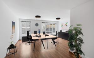 Bureaux à louer centre-ville de Lausanne