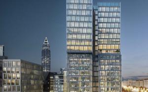 HanseMerkur acquiert la tour Faz à Francfort pour 196 millions d'euros