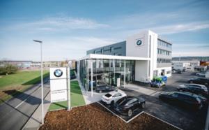 DIMAB Groupe inaugure un nouvel espace de 5'000 m2