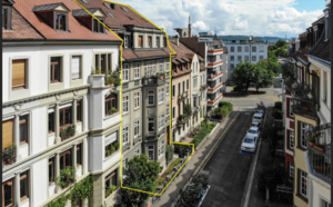 Bâle : A vendre immeuble CHF. 4'600'000.—
