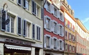 Immeuble résidentiel à vendre - 1800 Vevey CHF 5'500'000.- CHF 9'434 / m²