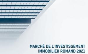 Naef Immobilier et Commercial présente son étude sur le marché de l'investissement immobilier romand