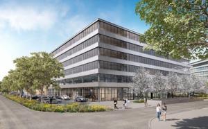 Le parc d'affaires de Zurich Manufakt8048 est ouvert