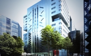 5 Broadgate in London officially tops out