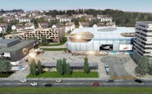 Baubeginn für die Mall of Switzerland
