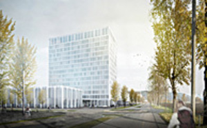 """Successful """"Weitsicht"""" project for RUAG in Thun can now be viewed"""