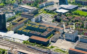 Die Alfred Müller AG kauft von der Siemens Schweiz AG ein rund 8000 Quadratmeter grosses Grundstück im Herzen der Stadt Zug. Ab 2019 sollen auf dem Foyer Ost Neubauten mit rund20'000 Quadratmeter Nutzfläche entstehen