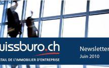 SWISSBURO.CH, le portail de l'immobilier d'entreprise - NEWSLETTER # 7
