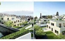 Baubeginn für Wohnüberbauung Holengass in Meilen